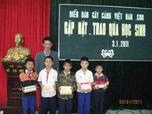 Cây Cảnh Việt Nam Chia sẻ cùng đồng bào lũ lụt Miền Trung